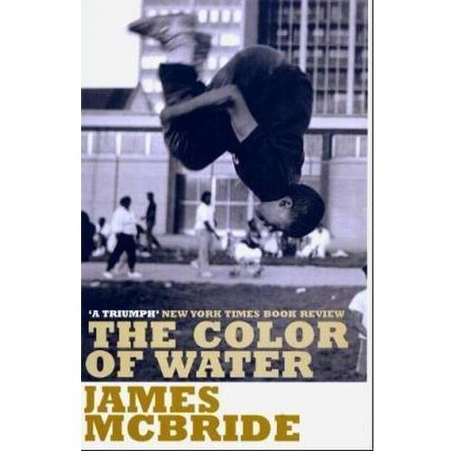 an analysis of james tone of voice in the color of water by james mcbride