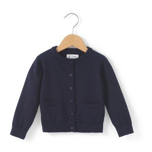 Gładki sweterek 1 m-c - 3 lata oeko tex marki La redoute collections