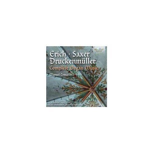Brilliant classics Complete organ music (5028421952840)