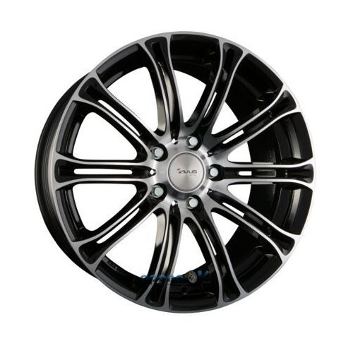 ac-mb1 black polished einteilig 8.00 x 18 et 30 marki Avus racing
