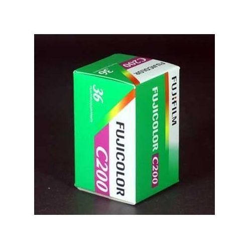 Fujifilm Fuji color 200/36 małoobrazkowy film kolorowy