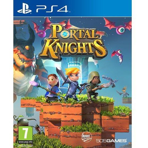 OKAZJA - Portal Knights (PS4)