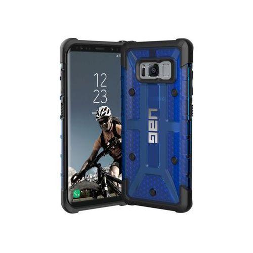 Etui UAG Urban Armor Gear Samsung Galaxy S8+ Plus Cobalt - Niebieski