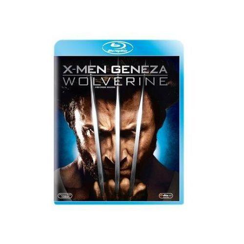 X-MEN Geneza: Wolverine (Blu-Ray) - Gavin Hood z kategorii Filmy science fiction i fantasy