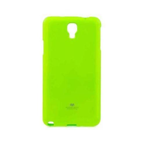 Futerał Back Case Jelly Mercury Samsung J3 2017 J330 limonka, jmj327limon