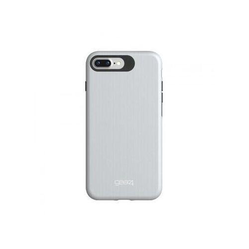 Etui Trafalgar do iPhone 7+/8+ srebrne, kolor szary