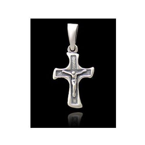 ?wisiorek krzyżyk ,srebro 925, marki Jubiler.pl