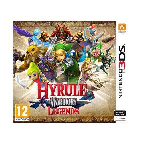 Gra 3DS Hyrule Warriors Legends (0045496472085)