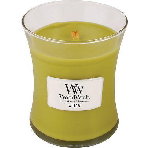 Świeca core willow średnia marki Woodwick