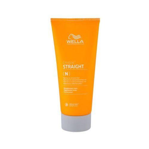 Wella Creatine+ Straight N wygładzanie włosów 200 ml dla kobiet (8005610438184)