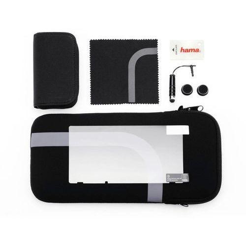Zestaw akcesoriów starter kit do nintendo switch marki Hama