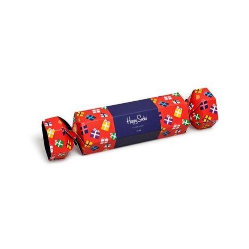 Happy socks Skarpetki giftbox big dot cracker (2-pak) sxgif02-4300 - multicolor (7333102243154)