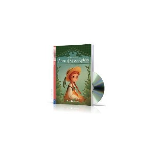 Anne of Green Gables + CD + Polski Dodatek. Poziom A1 Movers, oprawa miękka