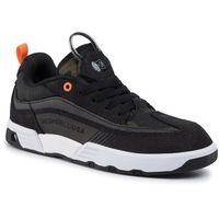 Dc Sneakersy - legacy 98 slim se adys100447 black/black/orange (xkkn)