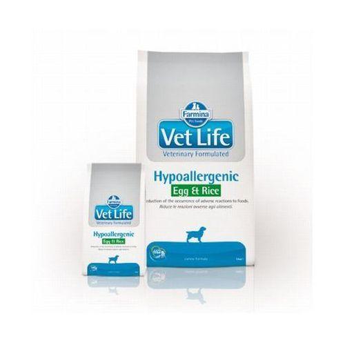 Farmina vet life hypoallergenic egg & rice, jaja i ryż 12kg