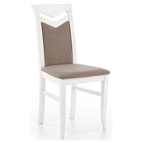 Elior.pl Krzesło drewniane eric - białe