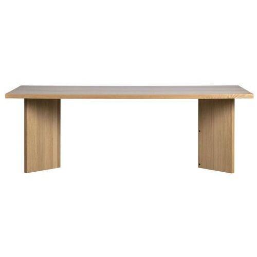 stół angle dębowy fornir [fsc] 375157-e marki Woood