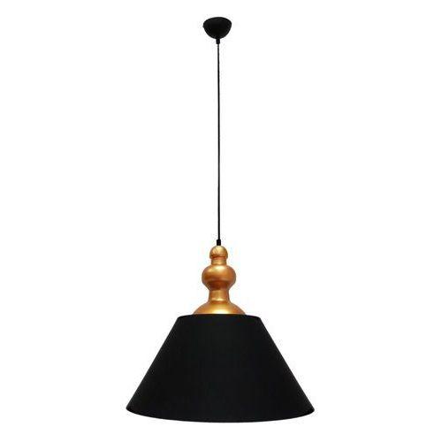 LAMPA wisząca DOLORES 31-51974 Candellux abażurowa OPRAWA zwis czarny (5906714851974)