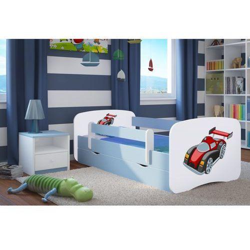 Łóżko dziecięce Kocot-Meble BABYDREAMS AUTO WYŚCIGOWE Kolory Negocjuj Cenę, Kocot-Meble
