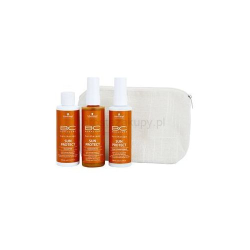 Schwarzkopf professional  bc bonacure sun protect zestaw kosmetyków iii. + do każdego zamówienia upominek.