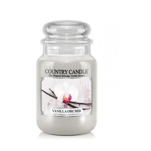 COUNTRY CANDLE ŚWIECA VANILIA ORCHID 652G, 846853053844