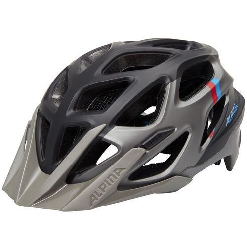 mythos 3.0 l.e. kask rowerowy szary 57-62cm 2018 kaski rowerowe marki Alpina
