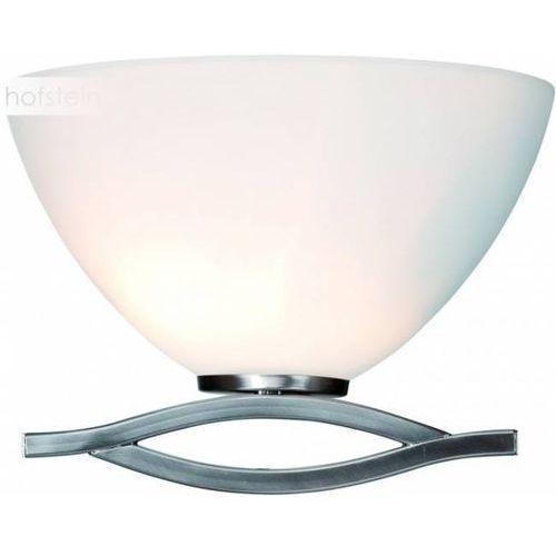 Steinhauer CAPRI lampa ścienna Stal nierdzewna, 1-punktowy - Nowoczesny - Obszar wewnętrzny - CAPRI - Czas dostawy: od 4-8 dni roboczych - sprawdź w wybranym sklepie