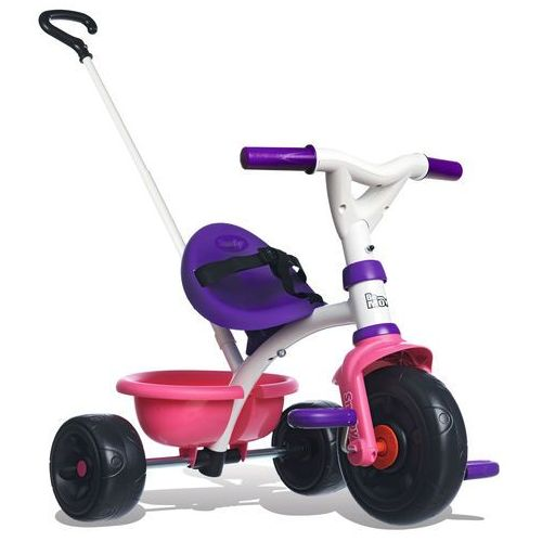 Rowerek trójkołowy be move girl marki Smoby