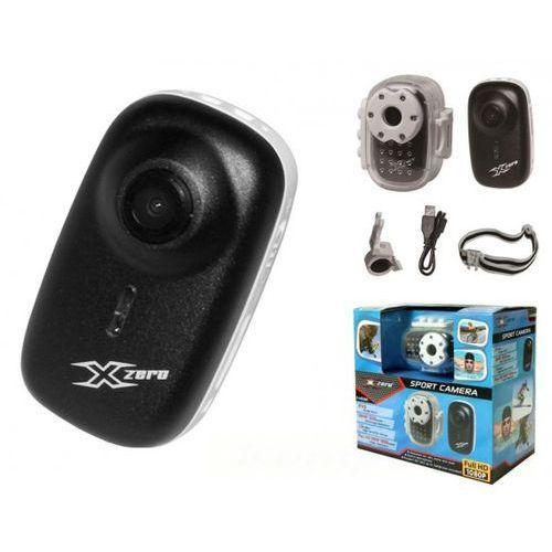 OKAZJA - Vakoss Kamera wielofunkcyjna kamera sportowa x-v636k czarna darmowy odbiór w 19 miastach! (4718308685688)