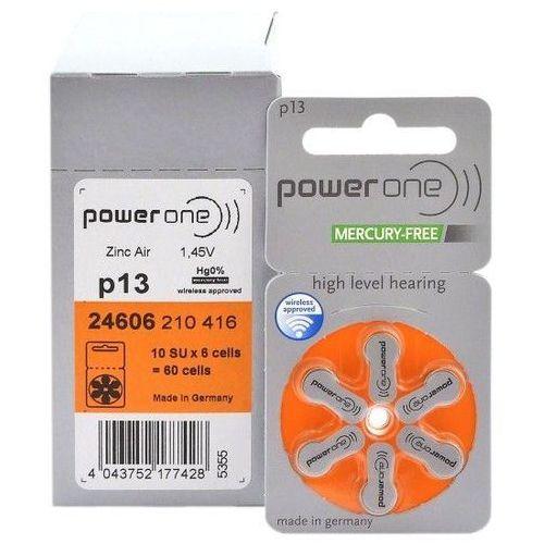 Varta 120 x baterie do aparatów słuchowych power one 13 mf