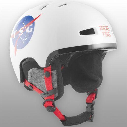 Kask - arctic nipper mini graphic design astronaut (235) rozmiar: jxxs/jxs marki Tsg