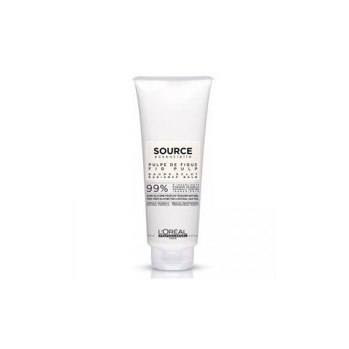 L'Oreal Source Essentielle Radiance Balm naturalna maska do włosów koloryzowanych 250ml