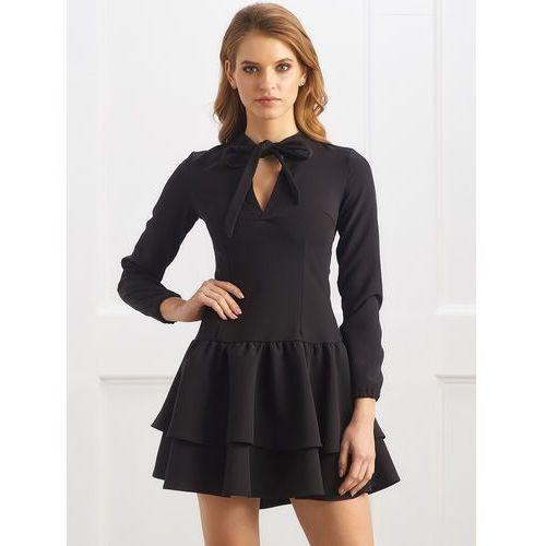 Sukienka Betty w kolorze czarnym