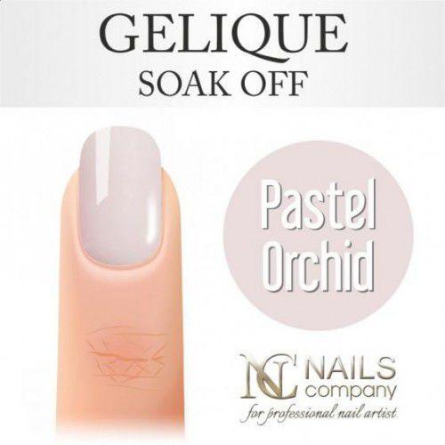 Nc nails company Nails company gelique pastel orchid 6ml - żel hybrydowy