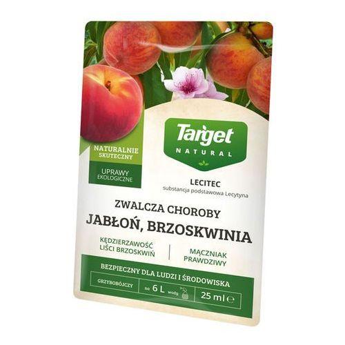 Target Preparat grzybobójczy lecitec jabłoń, brzoskwinia 25 ml (5901875008311)
