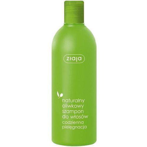 ZIAJA Oliwkowy szampon odżywczy 400 ml (5901887023517)