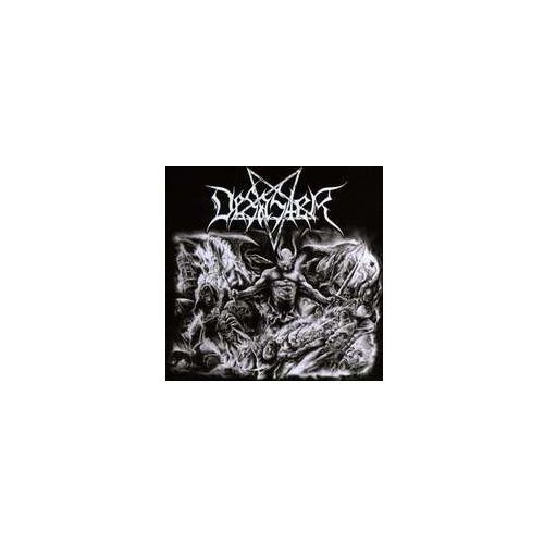 Metal blade records The arts of destruction limited edition