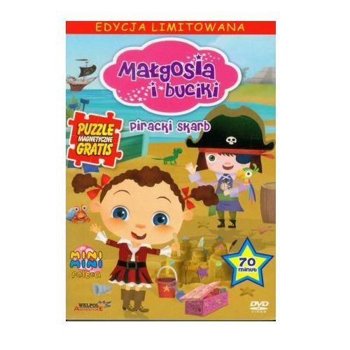 Welpol adventure Małgosia i buciki piracki skarb