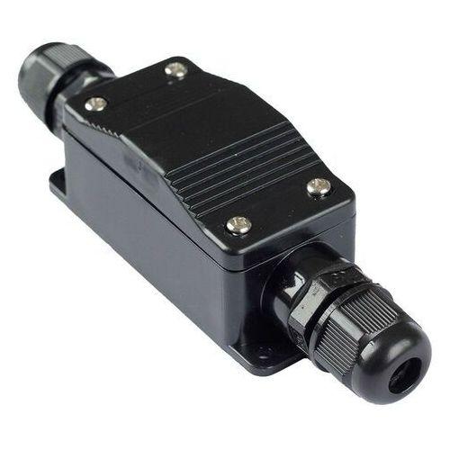 V-tac V-TAC Puszka Złączka Instalacyjna Hermetyczna Czarna IP65 82.5x34x32.5mm SKU 11136 - Rabaty za ilości. Szybka wysyłka. Profesjonalna pomoc techniczna.