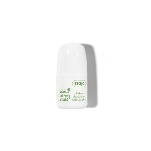 Ziaja Liście zielonej oliwki Dezodorant w kulce 60 ml, 5901887031277