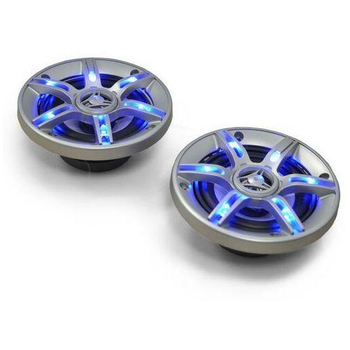 cs-led5 13cm-głośniki samochodowe 2x300w max. efekt świetlny marki Auna
