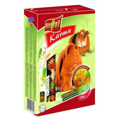 VITAPOL Pokarm dla świnki 1000g- RÓB ZAKUPY I ZBIERAJ PUNKTY PAYBACK - DARMOWA WYSYŁKA OD 99 ZŁ (5904479013026)