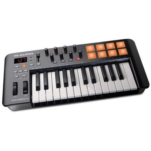 M-Audio Oxygen 25 IV klawiatura sterująca MIDI/USB