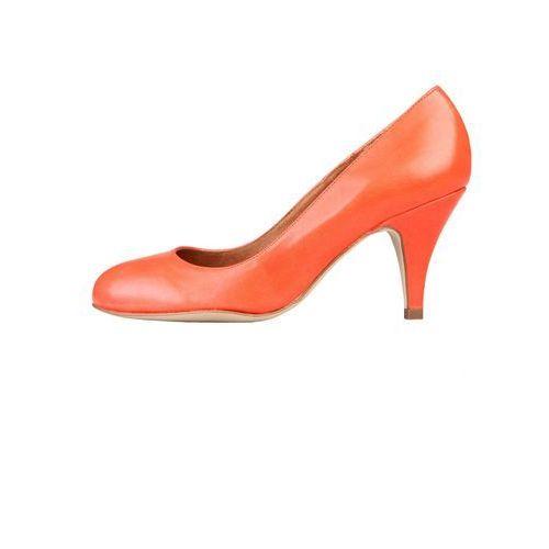 Buty damskie czółenka 7181101_papiro pomarańczowe marki Arnaldo toscani