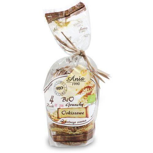 Bioania Grunchy orkiszowe 4 płatki 180g - ania