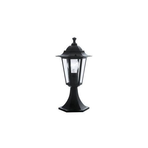 Lampa stojąca Eglo Laterna 22472 4 oprawa zewnętrzna 1x60W E27 IP44 biała, 22472