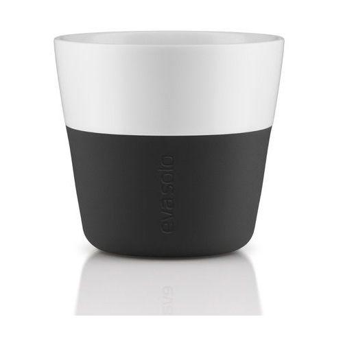 Eva solo - filiżanka do caffe lungo 2 szt, - czarna