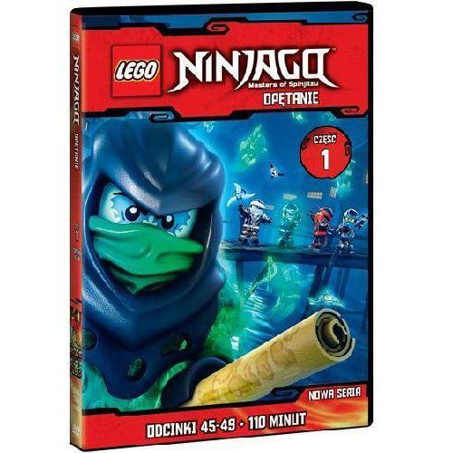 LEGO Ninjago. Opętanie. Część 1. Odcinki 45-49. DVD z kategorii Seriale, telenowele, programy TV