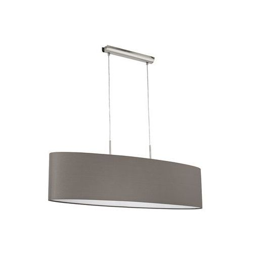 Eglo 31587 - lampa wisząca pasteri 2xe27/60w/230v (9002759315870)