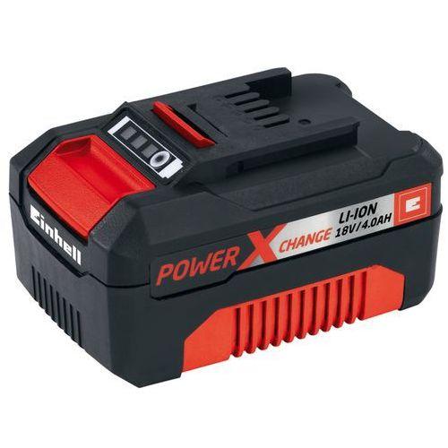 akumulator z ładowarką power x-change 18 v 4 ah marki Einhell